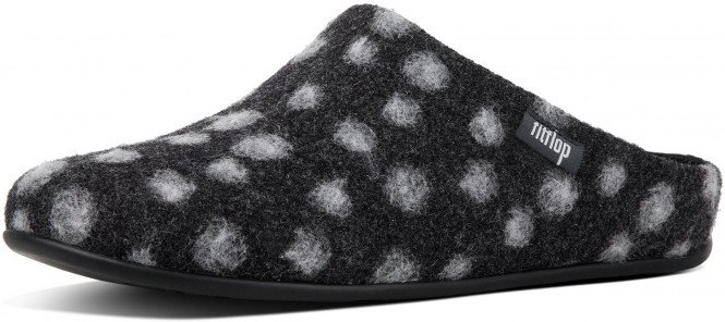 FITFLOP CHRISSIE DOTS Clog 2019 charcoal - 36