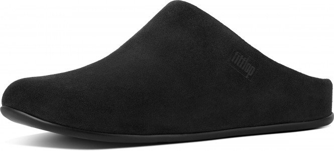 FITFLOP CHRISSIE SHEARLING Clog 2019 black - 36