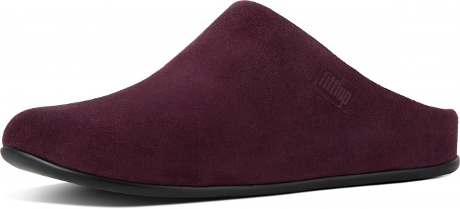 FITFLOP CHRISSIE SHEARLING Clog 2019 berry - 40