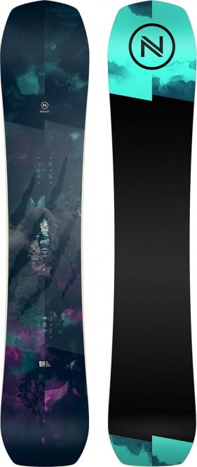 NIDECKER VENUS Snowboard 2022 - 151