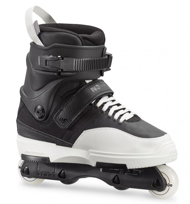 ROLLERBLADE NJ TEAM Inline Skate 2019 black/white - 43