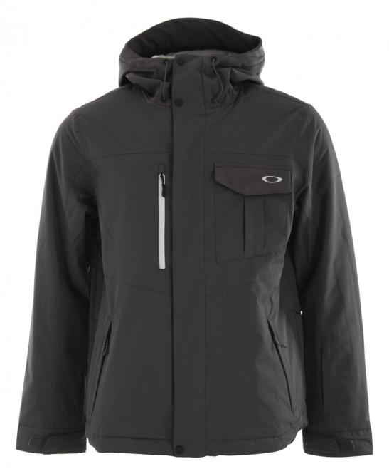 OAKLEY DIVISION 3.0 Jacke 2021 uniform grey - S