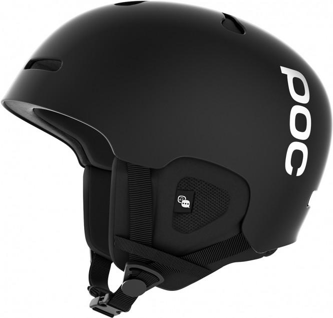 POC AURIC CUT COMMUNICATION Helm 2021 matte black - XL-XXL