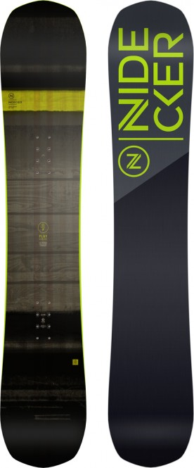 NIDECKER PLAY Snowboard 2021 - 152