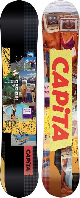CAPITA THE OUTSIDERS Snowboard 2021 - 158