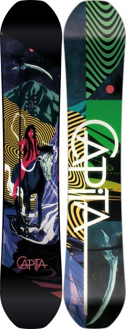 CAPITA INDOOR SURVIVAL Snowboard 2020 - 156