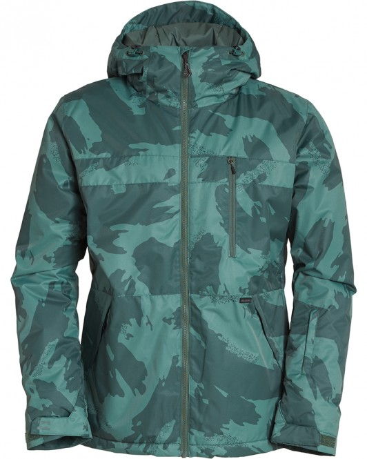 BILLABONG ALL DAY Jacke 2020 camo - S