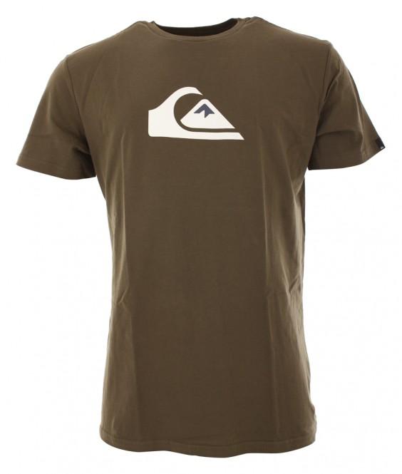 QUIKSILVER X WH1 COMP LOGO T-Shirt 2020 kalamata - S