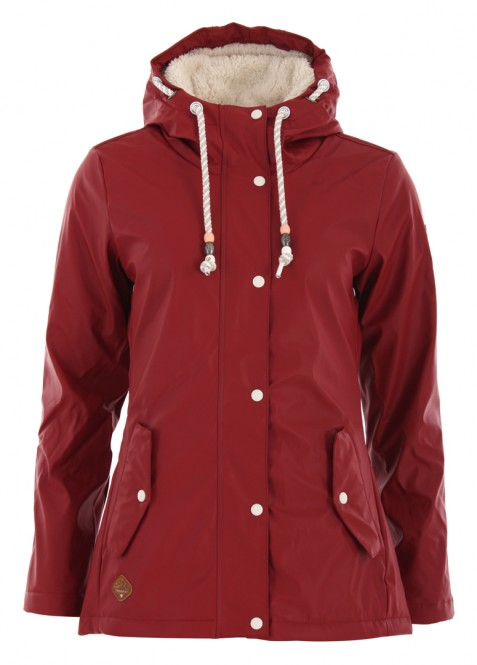 RAGWEAR MARGE Jacke 2021 red - L