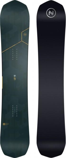 NIDECKER RAVE Snowboard 2021 - 159