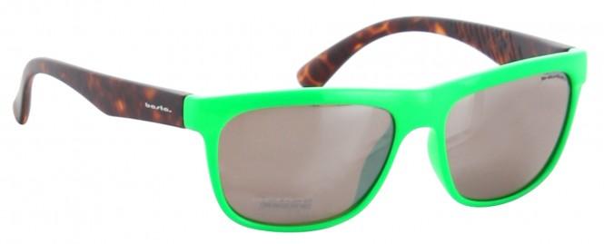 BASTA RETRO Sonnenbrille green/silver