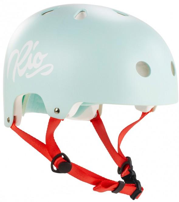 RIO ROLLER RIO ROLLER SCRIPT Helm teal - L/XL