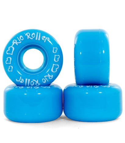 RIO ROLLER RIO ROLLER COASTER Wheels blue - 54mm/82A