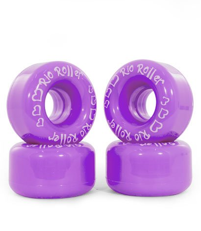 RIO ROLLER COASTER Wheels purple - 54mm/82A