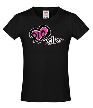 RIO ROLLER RIO ROLLER LOGO T-Shirt black - M