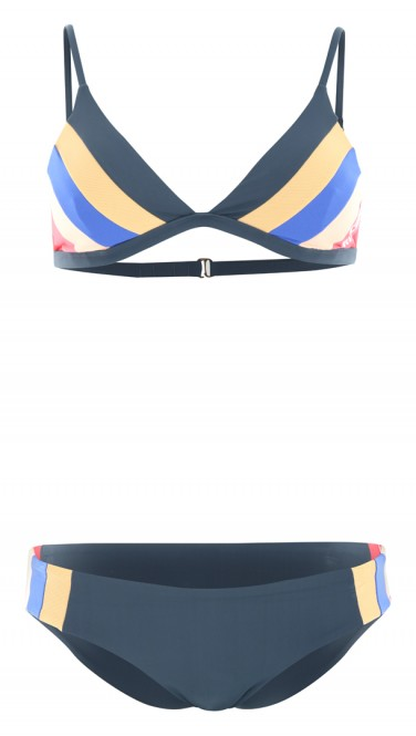 RIP CURL GOLDEN STATE TRIANGLE Bikini 2021 navy - S