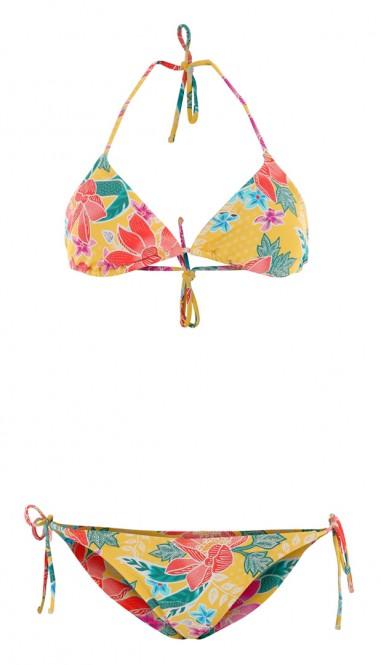 RIP CURL STILL IN PARADISE TRIANGLE Bikini 2021 bright yellow - S