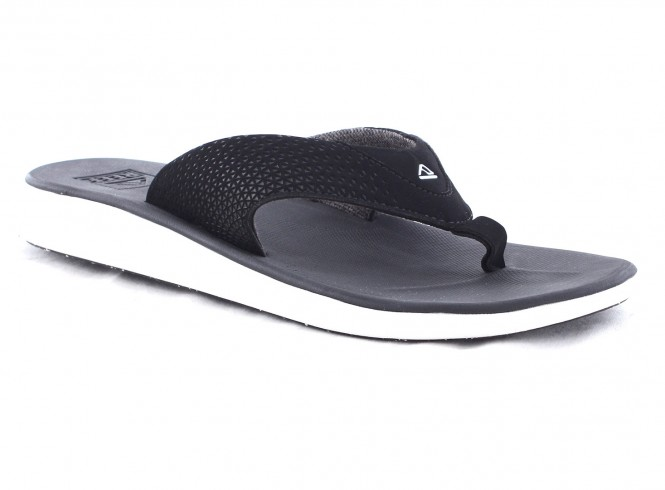 REEF ROVER Slap black/white - 45