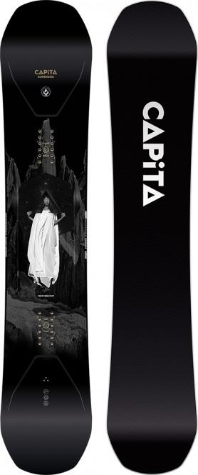 CAPITA SUPER DOA WIDE Snowboard 2021 - 158W