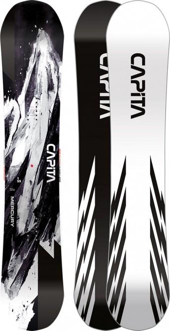 CAPITA MERCURY Snowboard 2021 - 159