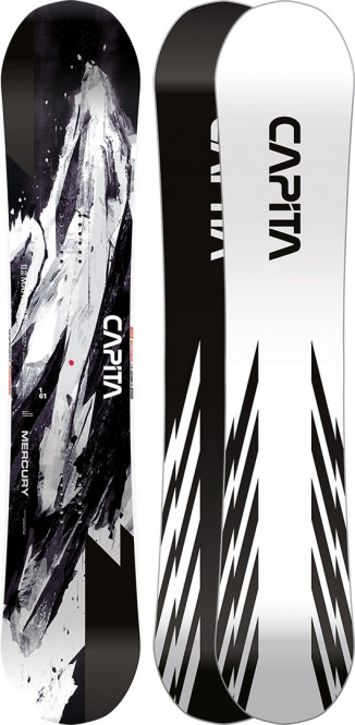 CAPITA MERCURY Snowboard 2021 - 161