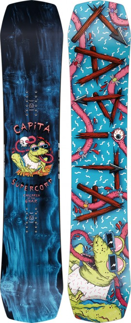 CAPITA CHILDREN OF THE GNAR Snowboard 2021 - 145