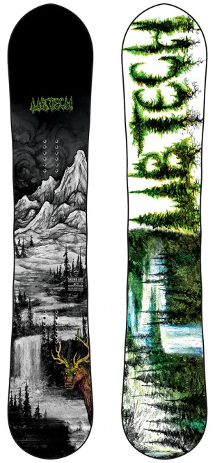 LIB TECH SKUNK APE WIDE Snowboard 2020 - 161W