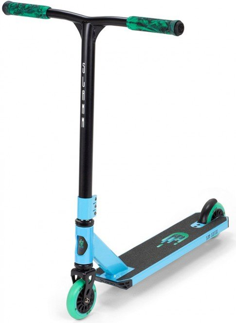 SLAMM TANTRUM V9 Scooter 2021 blue