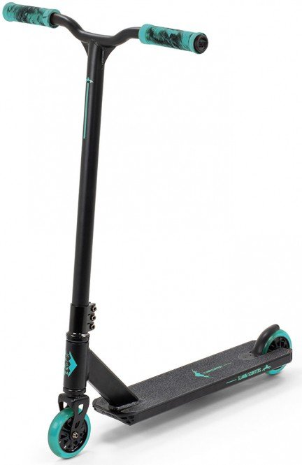 SLAMM CLASSIC V8 Scooter 2020 black/blue