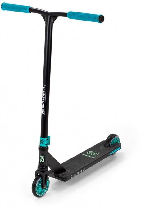 SLAMM URBAN V9 Scooter 2021 black/teal