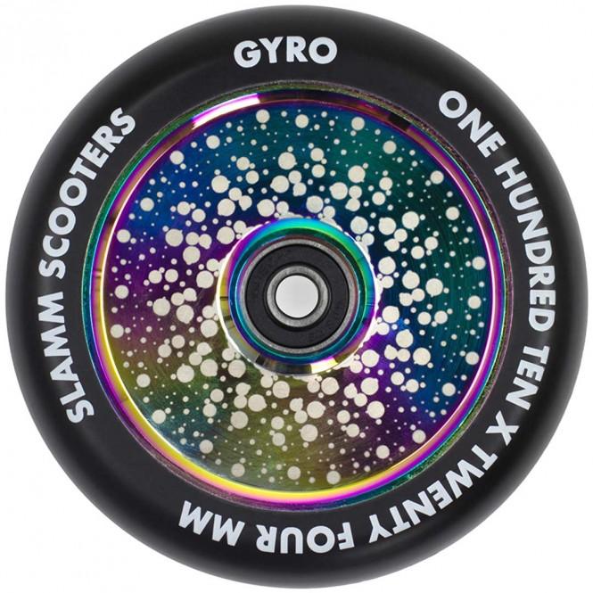 SLAMM GYRO HOLLOW CORE 110mm Rolle 2021 neochrome