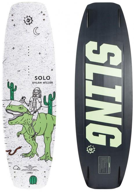 SLINGSHOT SOLO Wakeboard 2020 - 146