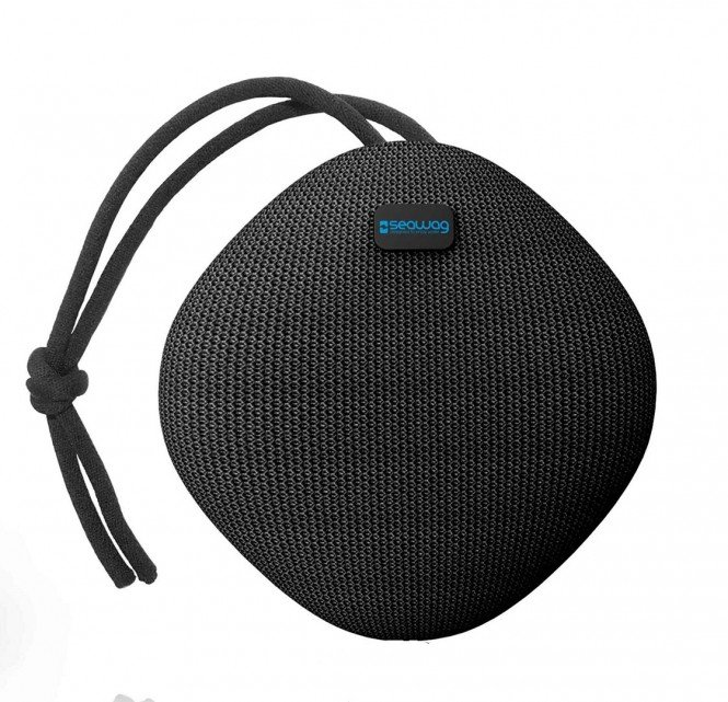 SEAWAG WATERPROOF WIRELESS SPEAKER Lautsprecher black