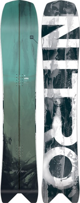 NITRO SQUASH WMN Snowboard 2020 - 148