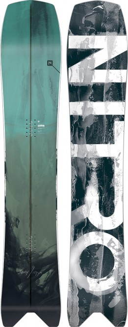 NITRO SQUASH Snowboard 2020 - 159