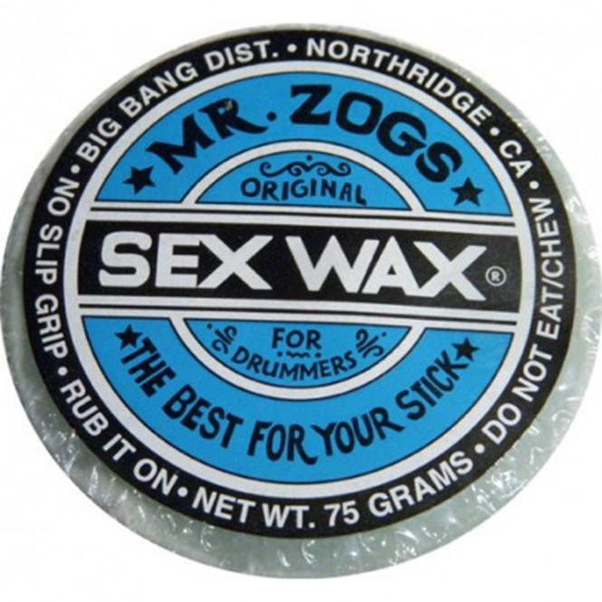 SEX WAX MR. ZOGS TROPICAL SEX WAX ORIGINAL Surfwachs blue