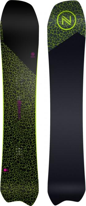NIDECKER TRACER GOOFY Snowboard 2021 - 157