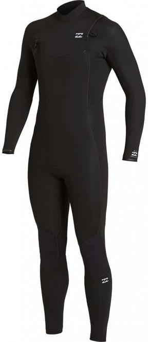 BILLABONG ABSOLUTE 4/3 GBS CHEST ZIP Full Suit 2021 black - S