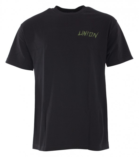 UNION STEVENS T-Shirt 2019 black - L