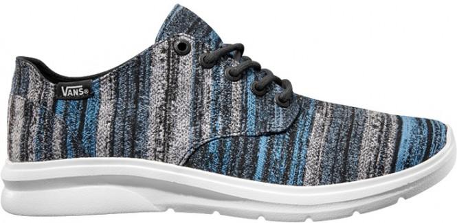 VANS ISO 2 Schuh 2017 italian weave/ dress blues - 44