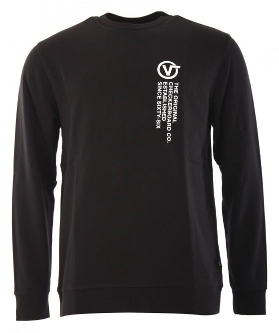 VANS DISTORT TYPE Sweater 2020 black - M