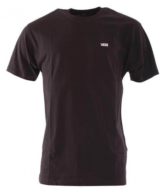 VANS LEFT CHEST LOGO T-Shirt 2021 black/white - XL