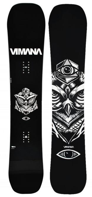 VIMANA VUFO Snowboard 2020 black - 159