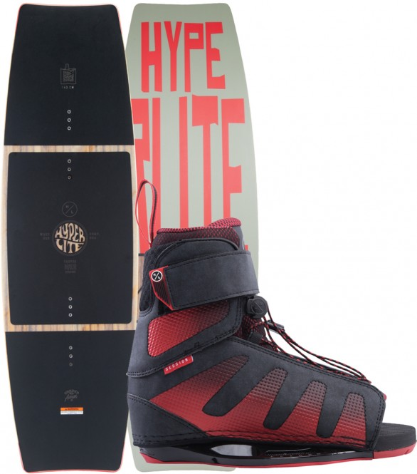 HYPERLITE DIPSTICK 147 2019 inkl. SESSION Boots - 43-48