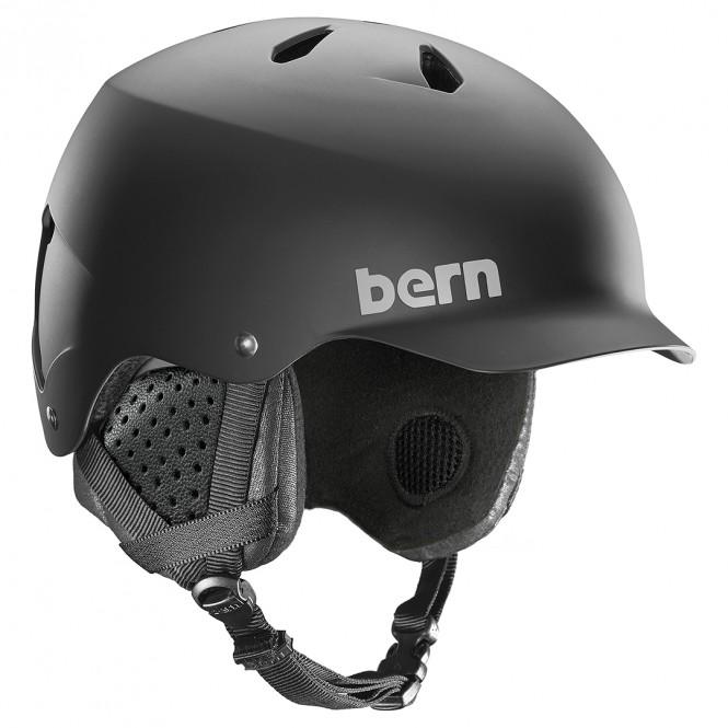 BERN WATTS EPS MIPS Helm 2020 matte black - L