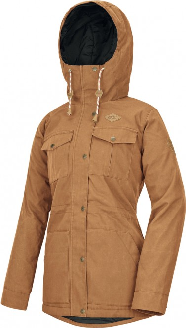 PICTURE FRIDAY Jacke 2020 camel - XL