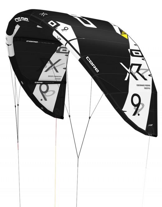 CORE XR5 Test-Kite tech black 10 - 8.0