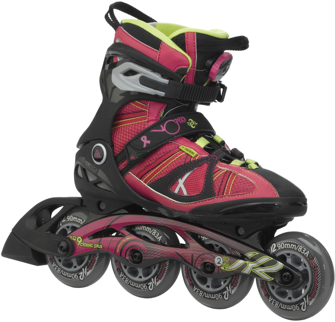 k2 damen fitness skate inline skates inliner 2015. Black Bedroom Furniture Sets. Home Design Ideas