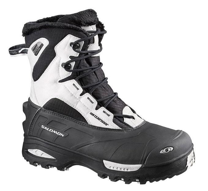 Зимняя обувь. Salomon ботинки Toundra mid WP женские. Удалить все товары из списка сравнений