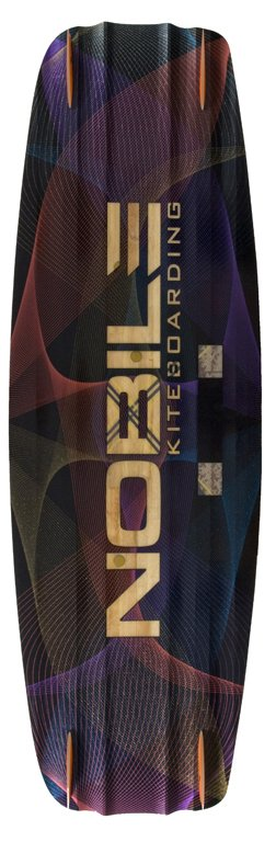 NHP 134 Kiteboard 2011 black inkl. ISP PRO Bindung